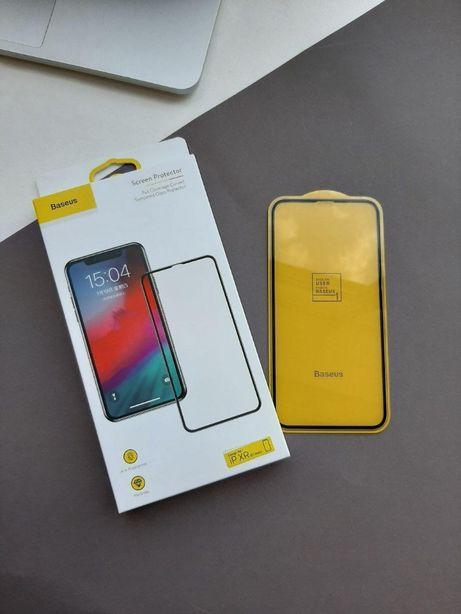 Защитное стекло 3D Baseus для 11/11 Pro/11Pro Max айфон тонкое