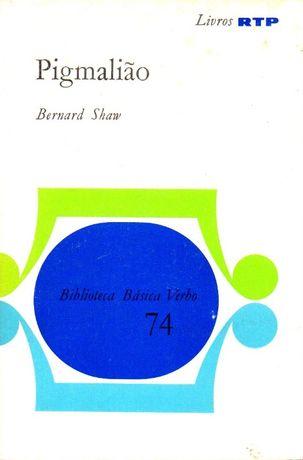 Livro - Pigmalião - Bernard Shaw