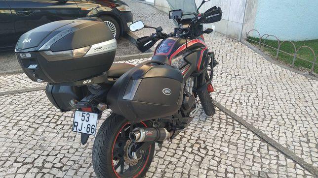 Honda CB 500X full extras