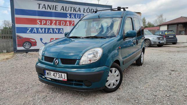 Renault Kangoo 1.5 Diesel//Opłaty//2004//ZAMIANA/SKUP//GWARANCJA