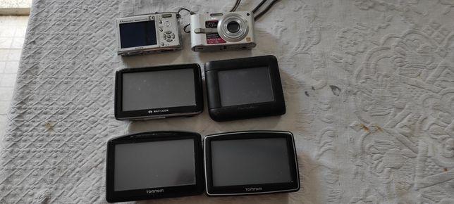 GPS e câmaras fotográficas