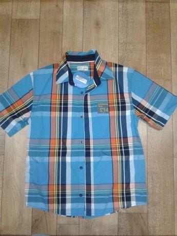 Поло футболка рубашка шведка реглан майка 8-10 лет
