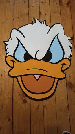 Donald duck. Панно. 3D Картина