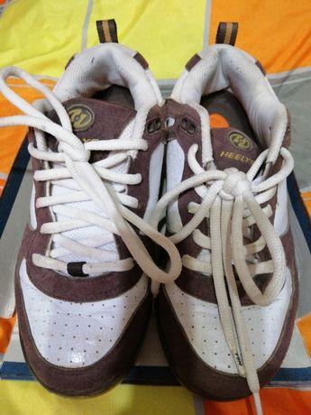 Роликовые кроссовки Heelys оригинал 39 размер