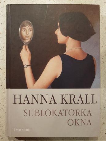 "Sprzedam książkę ""Sublokatorka, Okna"" Hanna Krall"