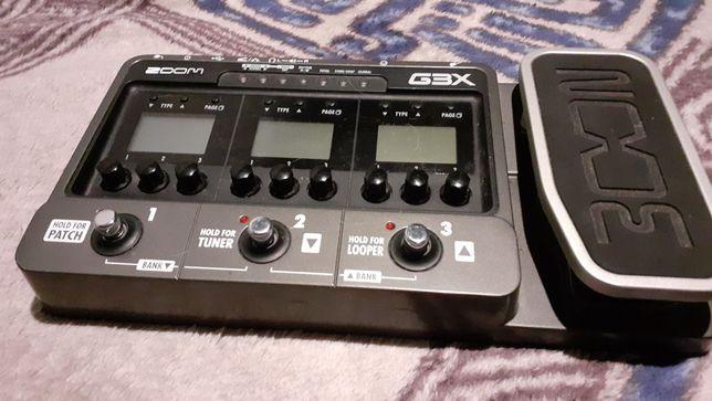 Multiefekt gitarowy Zoom G3X
