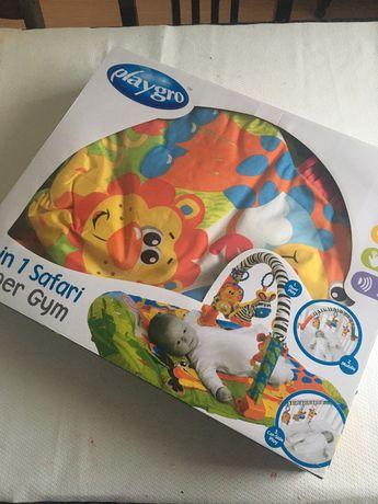 Tapete Actividades 3 em 1 Playgro para bebés