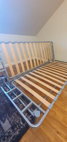 Rama do łóżka bez materaca (140x200 cm)