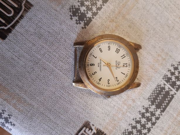 Продам часы Q & Q унисекс 2 шт