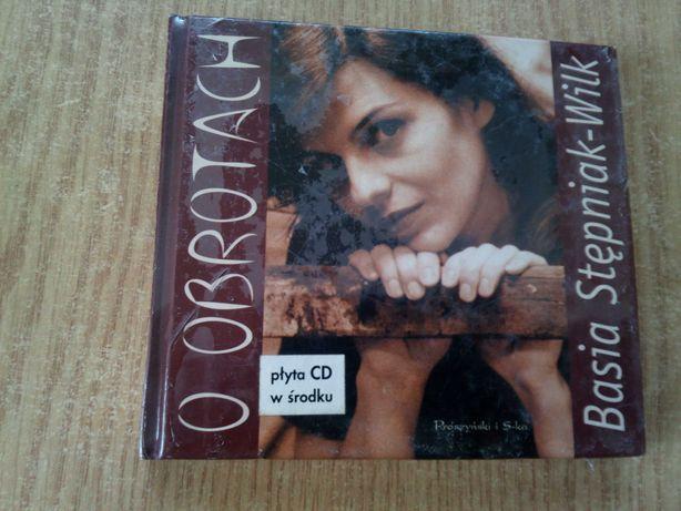 Płyta CD Basia Stępnia-Wilk o obrotach