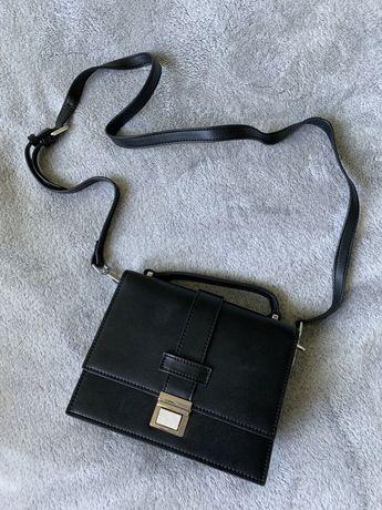 Маленькая кожанная сумочка Miraton