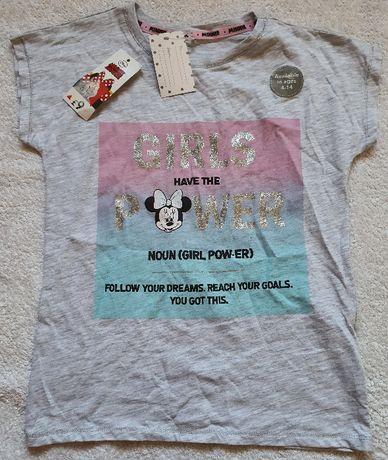 Disney T-Shirt Koszulka 5-6 lat Rozmiar 110-116 cm