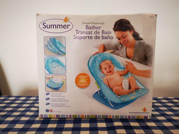 Cadeira para banho de bebé