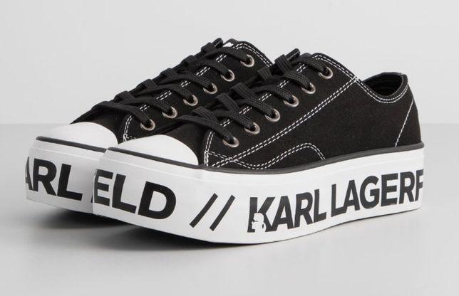 Trampki damskie Karl Lagerfeld rozmiar 35/36