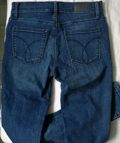Calvin Klein jeansy nowe r. 25