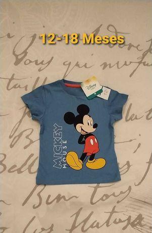 Roupa Mickey NOVA