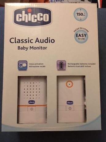 Classic Audio Chicco Baby Monitor