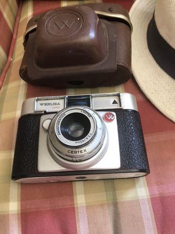 Câmera Werliza color  Certex vintage para colecionar