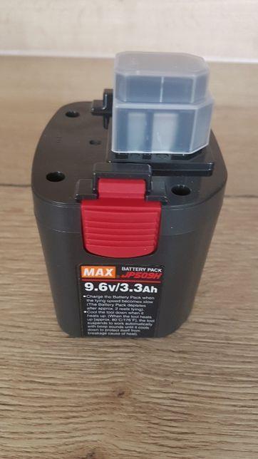 Akumulatory JP509H 9,6V/3,3Ah do wiązarki zbrojenia MAX RB650A