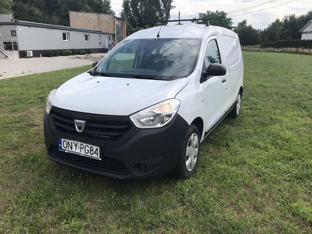 Dacia Dokker 1.6 gaz 1-wlasciciel VAN LPG VAT
