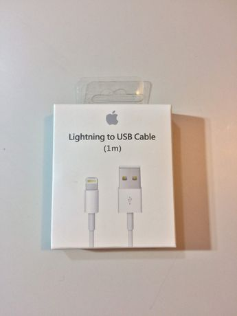 Cabo iPhone Lightning Original, novos selados !