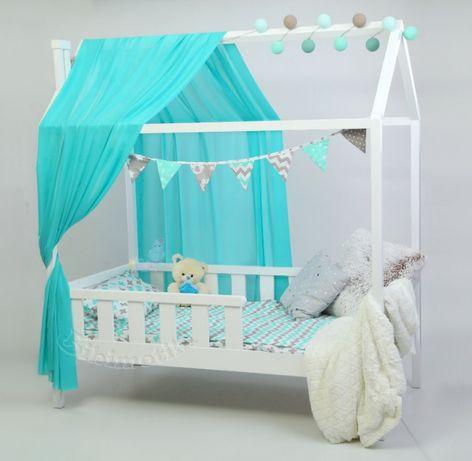 Кровать Домик, кровать для мальчика/ девочки