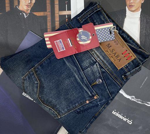 Sale!!!якісні чоловічі джинси M.SARA