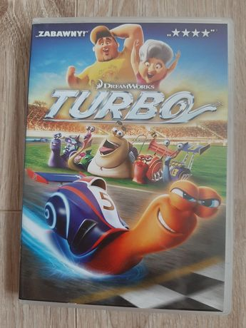 Bajka turbo DVD