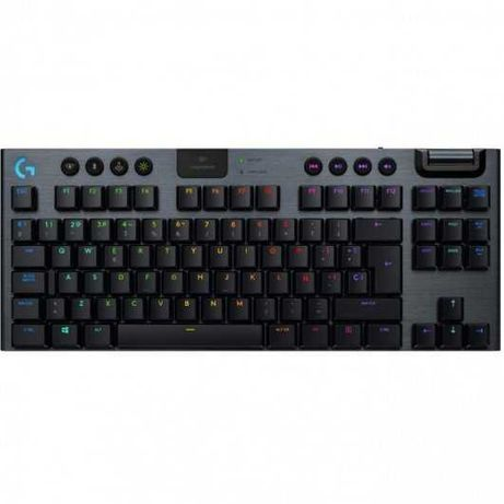 Logitech G915 TKL RGB Teclado Mecânico Gaming Sem Fios GL Tátil