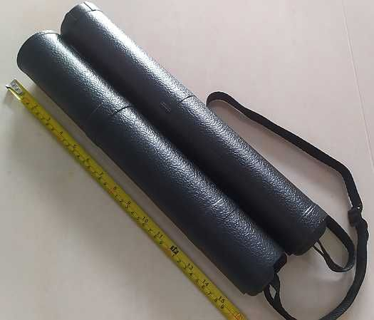 Porta Documentos - Tubo Extensível (40cm a 80cm)