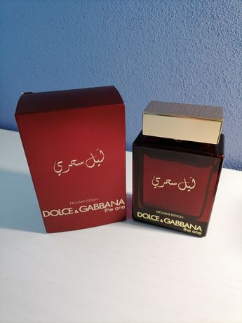 Dolce and Gabbana The One Mysterious Night