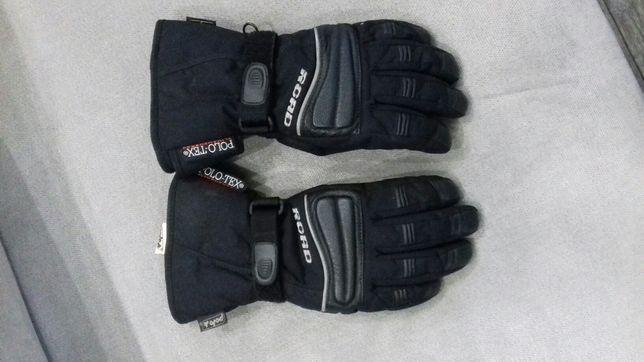 Rękawice na motocykl