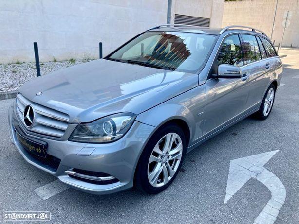 Mercedes-Benz C 250 CDI AVANTGARDE 204 CV