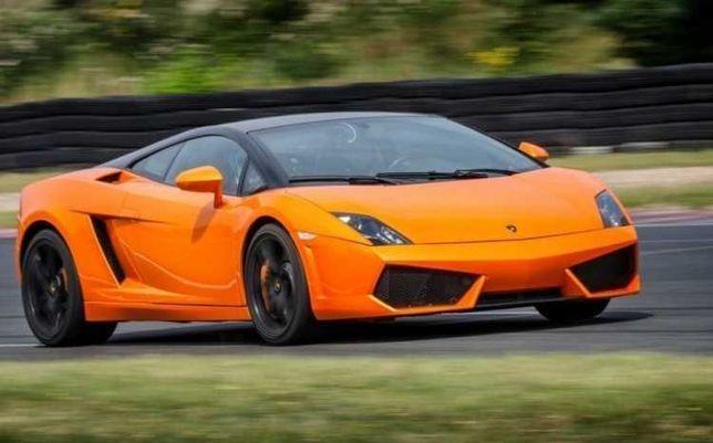 Przejazd Lamborghini voucher