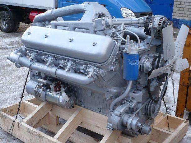Двигатель ЯМЗ-238НД3 (238НД3-1000186)