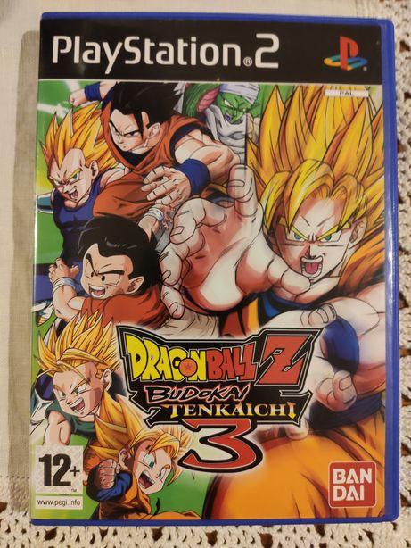 Dragonball Budokai Tenkaichi 3 - jogo ps2 - retoma jogos ps4