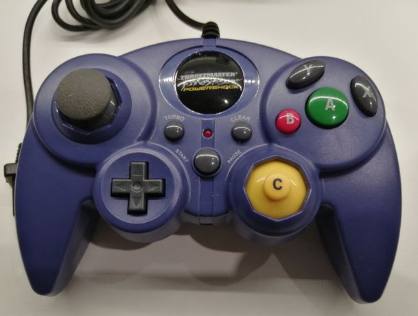 "Pad do konsoli Nintendo Gamecube firmy ""Thrustmaster"" RETRO"