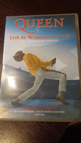 Queen Live At Wembley Stadium Koncert 2xDVD