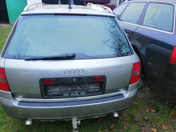 Продам стопы фары ляды бампер на Audi a6c5 в идеальном состоянии