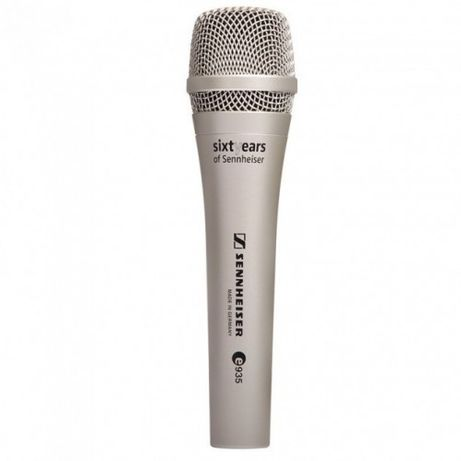 Микрофон Sennheiser DM Е935 проводной СЕРЫЙ