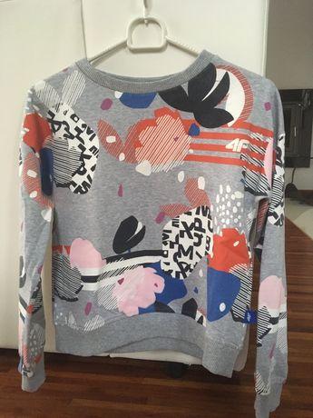 4F bluza dla dziewczynki rozm 158