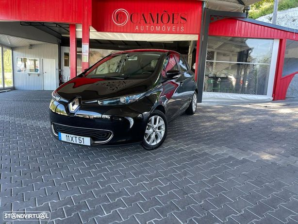 Renault Zoe Limited 40