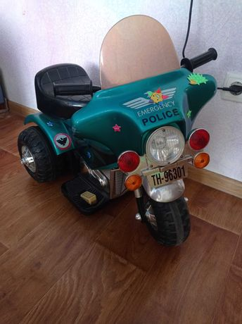 Детский мотоцыкл