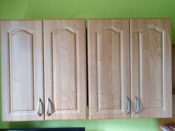 Dwie szafki kuchenne BRW Nika Classic