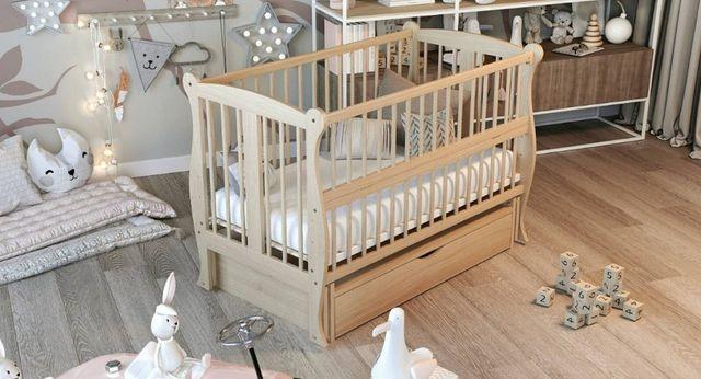 Колиска ліжечко литяче дитяче ліжко дитяче ліжечко