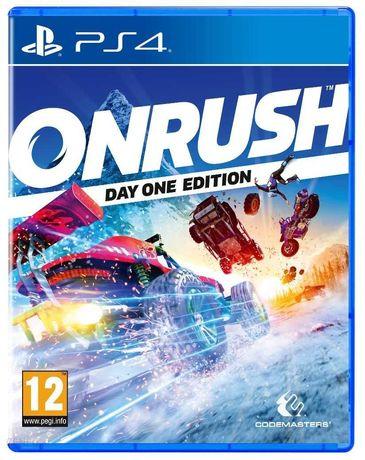 ONRUSH PS4/PS5 Wyscigi Sklep Wysyłka Wymiana