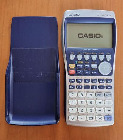 Calculadora Grafica CASIO fx 9860GII SD