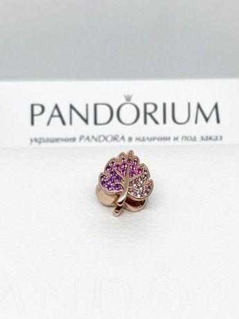 Шарм PANDORA «Дуновение ветра» Rose collection