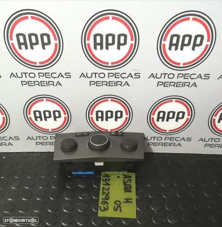 Comando de Sofagem ar condicionado Opel Astra H referência 13122963.