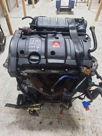 Kompletny silnik Citroen C4 1.6 16 v NFU 2007r